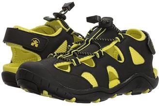 Kamik Oyster 2 (Toddler/Little Kid/Big Kid) (Black) Boys Shoes