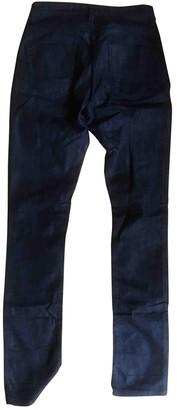 Filippa K Black Cotton - elasthane Jeans for Women