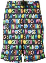 Moschino logo swim shorts - men - Polyester - 46