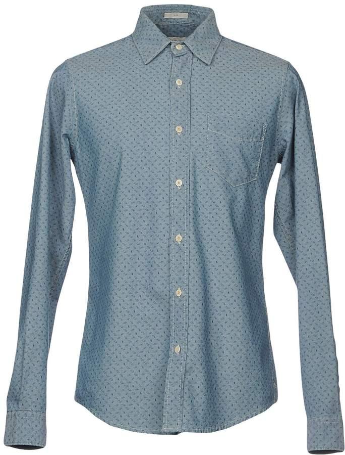 Roy Rogers ROŸ ROGER'S Denim shirts - Item 38704158
