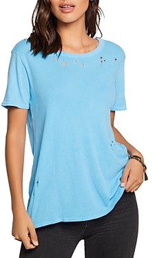 Chaser Distressed Short-Sleeve T-Shirt