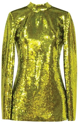 Huishan Zhang Dixie Sequinned Top