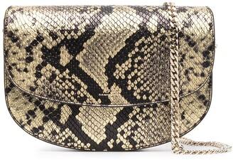 A.P.C. Geneve satchel bag