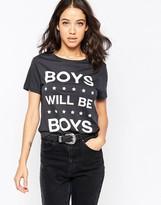 South Parade Boys Will Be Boys T-Shirt