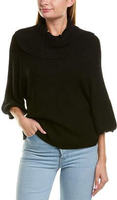 Splendid Cowl Neck Pullover