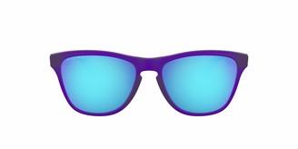 Ray-Ban Oakley Men's Frogskins Sunglasses Grey (Gris) 53