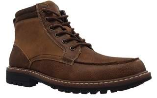 George Men's Rugged Moc Toe Boot