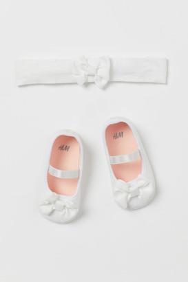 H&M Ballerina set
