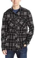 Neff Men's Engine Flannel Shirt