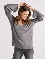 Lucky Brand Bell Sleeve Pullover