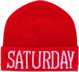 Alberta Ferretti Saturday beanie hat