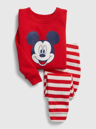 Disney babyGap   Mickey Mouse Organic PJ Set