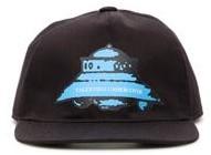 Valentino X Undercover UFO Print Baseball Cap