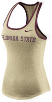 Nike Women's Florida State Seminoles Marled Tank Top