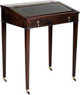 One Kings Lane Vintage Sheraton-Style Slant-Top Writing Desk