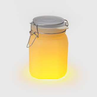 Suck UK Yellow Sunjar Solar Lamp