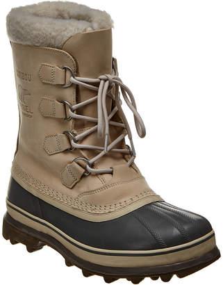 Sorel Caribou Waterproof Suede Boot
