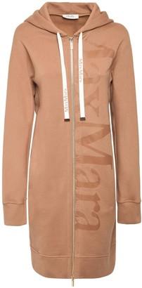 Max Mara 'S Maxi Cotton Zip-Up Sweatshirt Hoodie