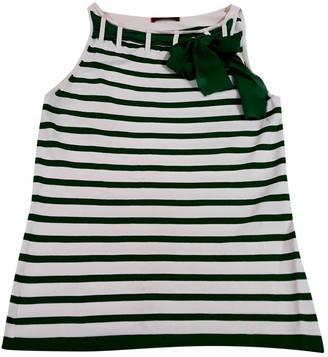 Carolina Herrera Green Top for Women