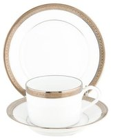 Haviland 30-Piece Malmaison Platinum Partial-Tea Service