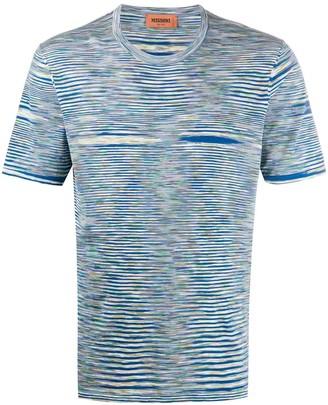 Missoni tie-dye knit T-shirt