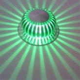 G&R GR LED Wall Lights Pumpkin Shape LED Wall Lights Modern Brief Bathroom 3W AC 110-240V (1PC) ( Color : )