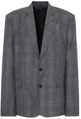 Balenciaga Virgin wool blazer