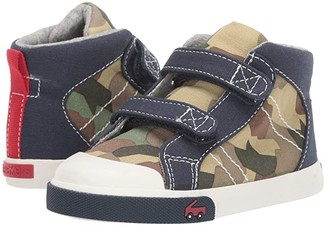 See Kai Run Kids Matty (Toddler/Little Kid) (Camo) Boy's Shoes