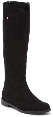 Kenneth Cole Reaction Soozie Stretch Tall Boot