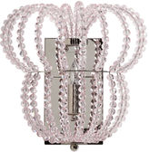 Ethan Allen Minnie Beaded Wall Sconce