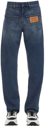 Burberry Cotton Denim Jeans