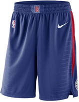 Nike Men's Los Angeles Clippers Icon Swingman Shorts