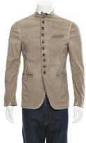John Varvatos Artisan Pinstripe Jacket w/ Tags