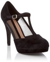 Call it SPRING T-bar Platform High Heel Shoes