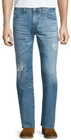 AG Jeans Graduate 18-Years Heywood Denim Jeans, Light Blue