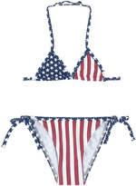 Kiwi Printed bikini