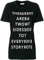 Dondup printed boyfriend T-shirt