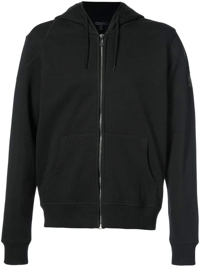 Belstaff zipped hoodie