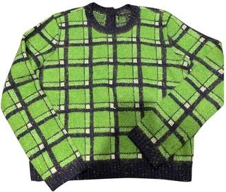 Marc by Marc Jacobs Green Wool Knitwear for Women