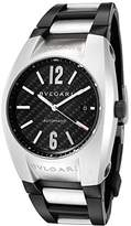 Bulgari Men's Diagono Mechanical/Automatic Carbon Fiber Dial Rubber