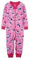 Hatley Baby Girls' 100% Organic Cotton Waffle Sleepsuit