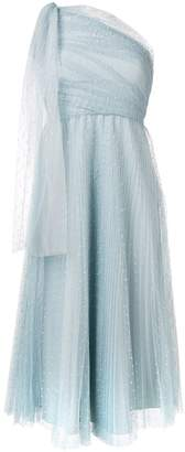 RED Valentino one-shoulder tulle dress