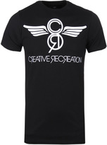 Creative Recreation Black Crew Neck T-shirt