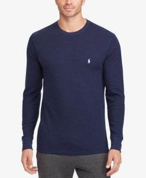 Polo Ralph Lauren Men's Waffle-Knit Thermal