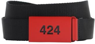 424 Nylon Blend Sport Belt