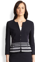 HUGO BOSS Jeisina Peplum Jacket