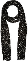 Saint Laurent WOMEN'S POLKA DOT SCARF