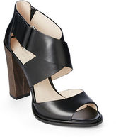 Kenneth Cole New York Sora Leather Sandals