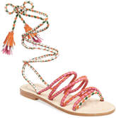 Antik Batik Women's Dori Braided Lace-Up Sandal