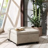 Darby Home Co Bantom Ottoman Upholstery